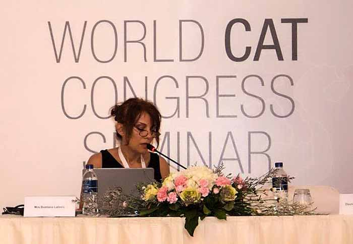 World Cat Congress 2016, Tajland